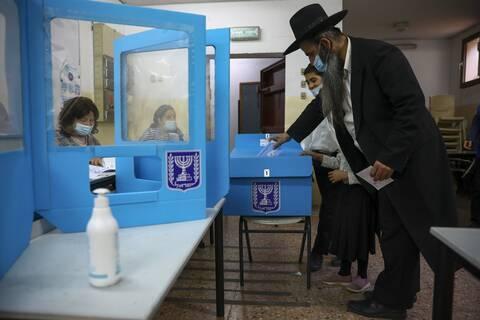 Ισραήλ: Στις κάλπες για τέταρτη φορά μέσα σε δύο χρόνια