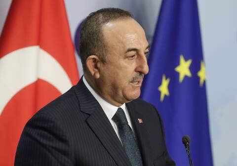 Τσαβούσογλου: Θα συνεργαστούμε με τον Μπορέλ για να συνεχίσουμε τη θετική ατζέντα Τουρκίας- ΕΕ