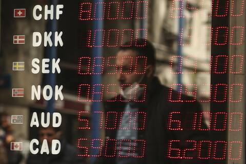 Τουρκία: Συνεχίζεται η «θύελλα» στην οικονομία μετά την αλλαγή διοίκησης στην κεντρική τράπεζα