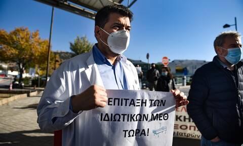 Κορονοϊός: Στον εισαγγελέα οι νοσοκομειακοί γιατροί για την κατάσταση στις ΜΕΘ