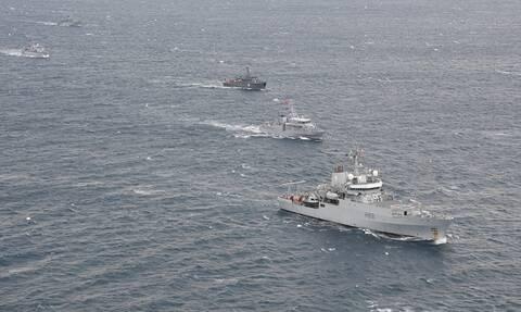 Νέα παράνομη Navtex από την Τουρκία: Δεσμεύει περιοχή μεταξύ Σάμου, Ικαρίας, Χίου
