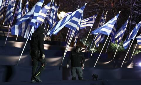 Παρέλαση 25ης Μαρτίου: Προσοχή! Κλειστοί δρόμοι στην Αθήνα