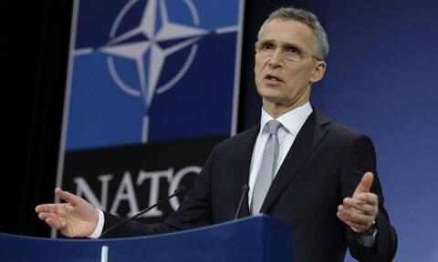 Στόλτενμπεργκ: Δεν μπορούμε να αρνηθούμε ότι υπάρχουν διαφορές με την Τουρκία – Αναζητούμε λύσεις