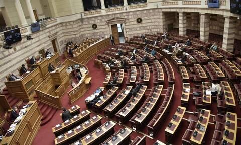 Σύγκρουση στην Βουλή μεταξύ Ραγκούση - Γεωργιάδη - Πολάκη
