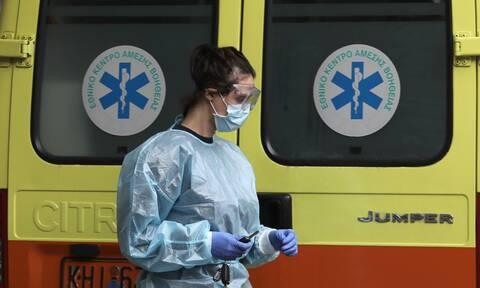 Νοσοκομείο Λαϊκό: Γεμάτες οι ΜΕΘ - Δύσκολη νύχτα με νέο «τσουνάμι» εισαγωγών (vid)