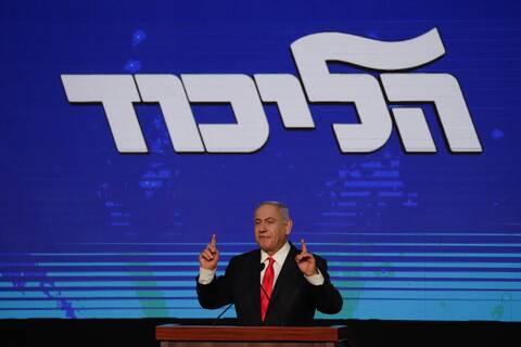 «Θρίλερ» με τον σχηματισμό της κυβέρνησης στο Ισραήλ: Ο Νετανιάχου δεν φαίνεται να έχει τις έδρες