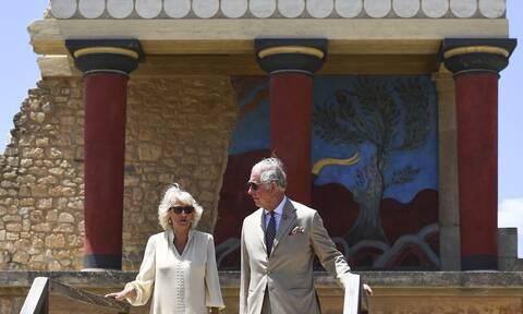 Ο Κάρολος, η Καμίλα και το «λαβ στόρι» με την Ελλάδα που κρατάει χρόνια