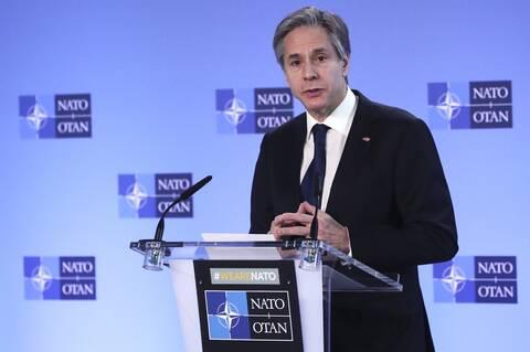 Μπλίνκεν σε Τσαβούσογλου: Oι ΗΠΑ στηρίζουν τις διερευνητικές συνομιλίες με την Ελλάδα