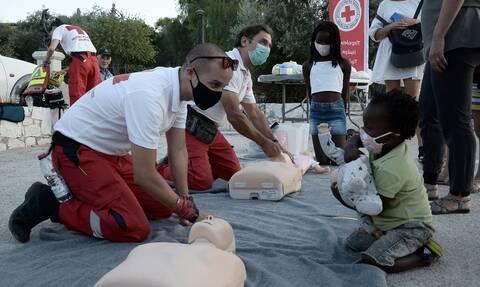 Τροχαία ατυχήματα και παροχή Πρώτων Βοηθειών: Διαδικτυακή ημερίδα του Ελληνικού Ερυθρού Σταυρού