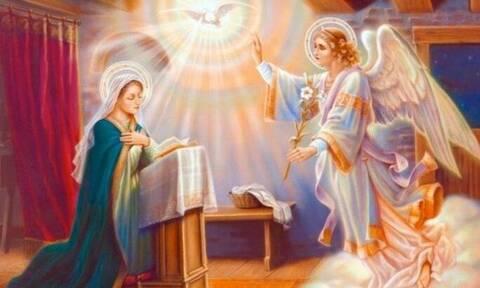 Ευαγγελισμός της Θεοτόκου: Μεγάλη γιορτή της Ορθοδοξίας