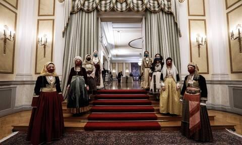 LIVE - 25η Μαρτίου: Η δεξίωση στο Προεδρικό Μέγαρο για τους υψηλούς προσκεκλημένους