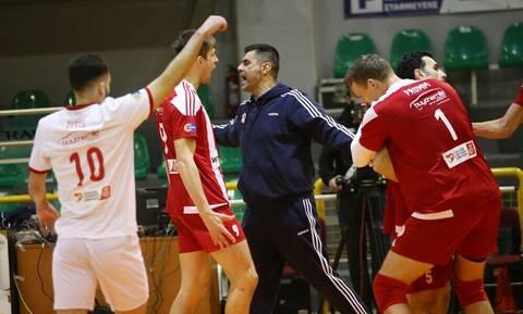 Παναθηναϊκός-Ολυμπιακός 1-3: «Ερυθρόλευκη» επικράτηση τίτλου (photos+videos)