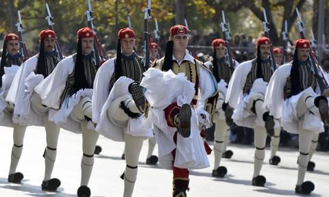25η Μαρτίου: Όλα όσα θα δούμε σήμερα στην Αθήνα – Η λαμπρή παρέλαση, οι συμβολισμοί και τα μηνύματα