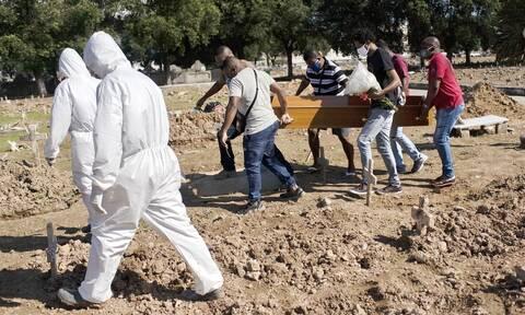 Κορονοϊός στη Βραζιλία: Ξεπεράστηκε το τραγικό ορόσημο των 300.000 θανάτων από COVID-19