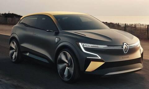 Εντυπωσιακό σε εμφάνιση και ηλεκτρικό το νέο Renault Megane