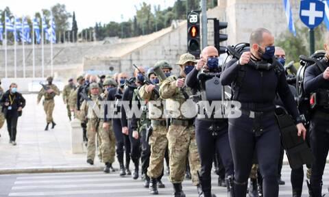 25η Μαρτίου - Ρεπορτάζ Newsbomb.gr: Στην τελική ευθεία για την στρατιωτική παρέλαση - Τι θα δούμε