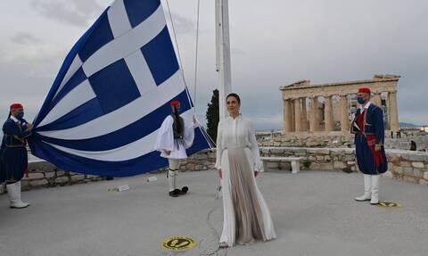 25η Μαρτίου - To μήνυμα της σοπράνο, Αναστασίας Ζαννή: «Η Ελλάδα συνεχίζει να εμπνέει όλο τον κόσμο»