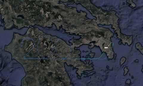 Με μία συμβολική κίνηση η AEGEAN τίμησε την επέτειο των 200 χρόνων από την Ελληνική Επανάσταση