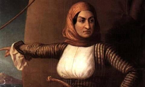 Λασκαρίνα Μπουμπουλίνα: Η καπετάνισσα που οδήγησε το Έθνος στην Ελευθερία