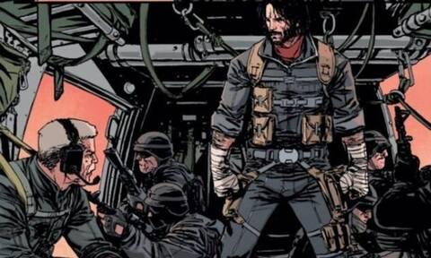 Το κόμικ του Κιάνου Ριβς BRZRKR γίνεται σειρά anime και ταινία δράσης