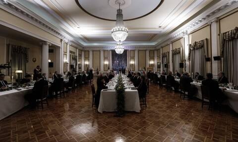 Λευτέρης Λαζάρου: Έτσι έφτιαξε το δείπνο για το Προεδρικό Μέγαρο - Τα μυστικά και οι δυσκολίες