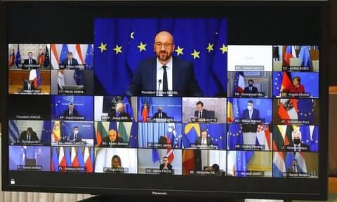 Σύνοδος Κορυφής ΕΕ: Άλλαξε το κείμενο για την Τουρκία - Ικανοποίηση σε Αθήνα και Λευκωσία