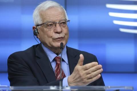 Μπορέλ: Έχουμε θετικές εξελίξεις από την Τουρκία, μα η κατάσταση είναι εύθραυστη