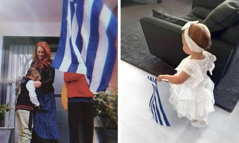 25η Μαρτίου: Οι αναρτήσεις των γονιών της ελληνικής showbiz (pics)