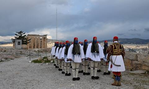 Greece celebrates the bicentennial of the Greek Revolution of 1821