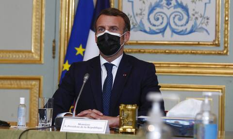 Emmanuel Macron: Greece inspired in the past and inspires in the present