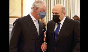 Мишустин и принц Чарльз пообщались на приеме у президента Греции в Афинах