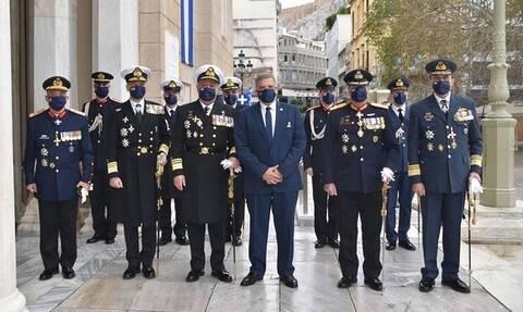 Στους εορτασμούς της 200ης επετείου από την Ελληνική Επανάσταση ο Περιφερειάρχης Αττικής Γ. Πατούλης