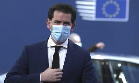 Κουρτς: Συνεχίζω να υποστηρίζω τη διακοπή των ενταξιακών διαπραγματεύσεων ΕΕ - Τουρκίας