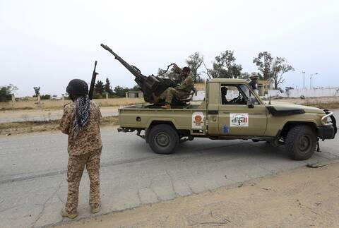 Να φύγουν οι μισθοφόροι από τη Λιβύη ζητά η κυβέρνηση εθνικής ενότητας
