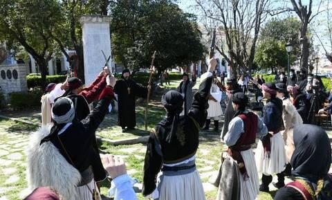 25η Μαρτίου: Εκδηλώσεις τιμής σε Πάτρα και Καλάβρυτα για τα 200 χρόνια της Επανάστασης