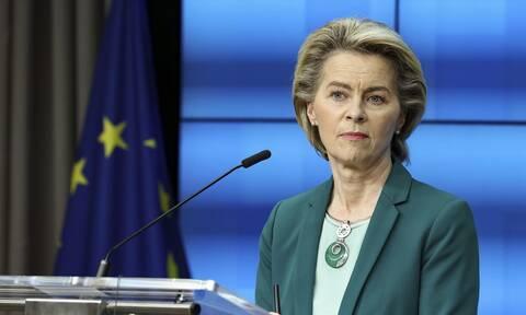 Αυστηρό μήνυμα Φον Ντερ Λάιεν σε Τουρκία - Την προειδοποιεί για διακοπή των μέτρων συνεργασίας