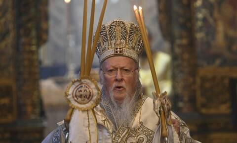 Με λαμπρότητα η εορτή του Ευαγγελισμού στο Οικουμενικό Πατριαρχείο
