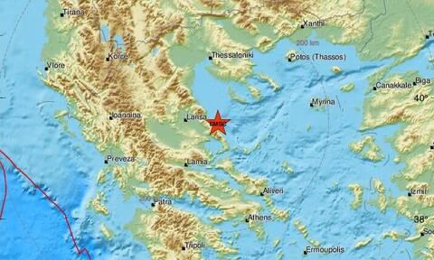 Σεισμός κοντά στις ακτές του Πηλίου (pics)
