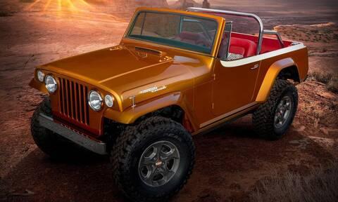 Η αναγέννηση ενός Jeep ηλικίας 50 ετών