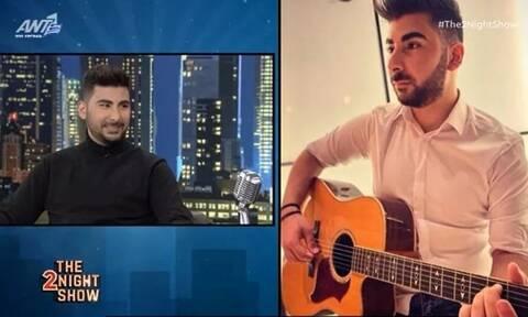 Κωνσταντίνος Παντελίδης: Σκέφτομαι να βγάλω τραγούδια του Παντελή – Η συγκίνηση για τον αδερφό του