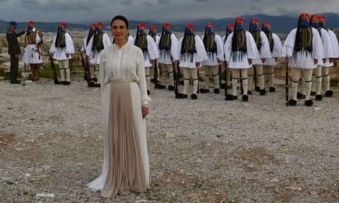 Αναστασία Ζαννή: Η φωνή που «μάγεψε» ψάλλοντας τον Εθνικό Ύμνο - «Ήταν μια ημέρα υψηλού συμβολισμού»