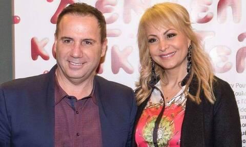 Τέτα Καμπουρέλη για κλοπή θυρίδων: Δεν είναι καθόλου καλά ο σύζυγός μου - Γιατί τα ρίχνουν σ' αυτόν