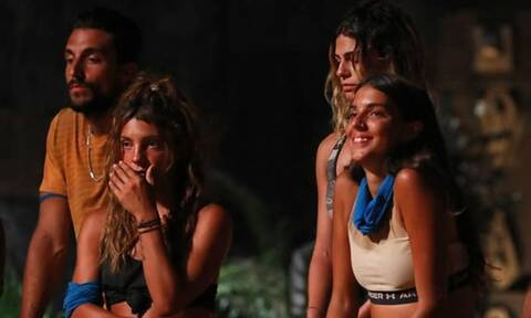 Survivor: Άγριος καβγάς Σάκη και Μπάρτζη για την Άννα Μαρία - Τι συνέβη (vids)