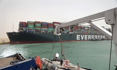 Διώρυγα του Σουέζ: Γιατί το μπλοκάρισμα του πλοίου-μαμούθ «δείχνει» τι θα συμβεί σε νέο Ψυχρό Πόλεμο