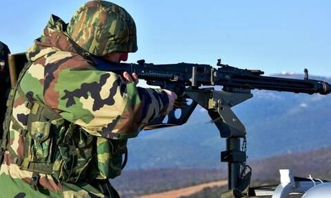 Πρόσληψη συμβασιούχων οπλιτών στην Εθνική Φρουρά της Κύπρου