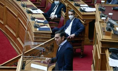 ΣΥΡΙΖΑ: Ένοχη σιωπή Μητσοτάκη για τα self test της Siemens