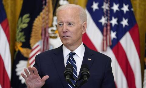 Biden: Under my government, the United States and Greece will be as close as possible