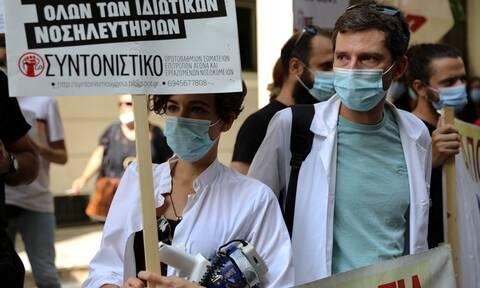 Στάση εργασίας στα νοσοκομεία την Τρίτη (30/3) – ΟΕΝΓΕ: Απολύονται γιατροί μέσα στην πανδημία