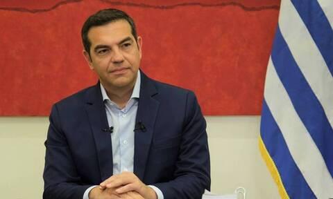 Άμεσα συνάντηση με το ΤΧΣ για την Τράπεζα Πειραιώς ζητά ο Αλέξης Τσίπρας