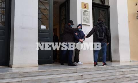 Ριφιφί θυρίδων στο Ψυχικό: Προφυλακιστέος ο 58χρονος κατηγορούμενος
